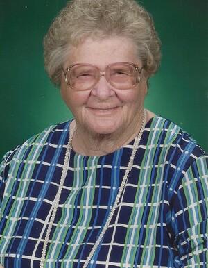 Edna A. Barcomb