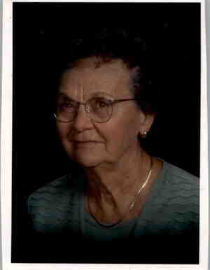 Doris Jean Dottie Shaughnessy