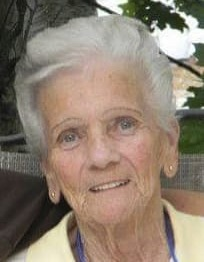 Margaret Peggy Elaine Huston