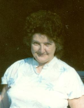 Elizabeth Ann Williams