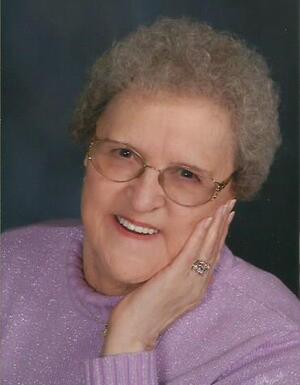 Betty Eileen Edgar