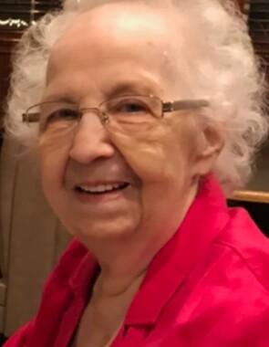 Maudie Elaine Clark