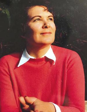 Nancy  Carol Buckham (née Bruneau)