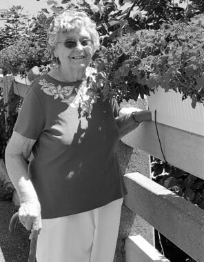 Joyce Marie (McCormick) Berry