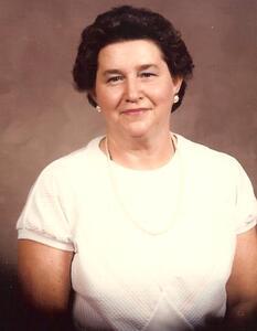 Frances O. Barker