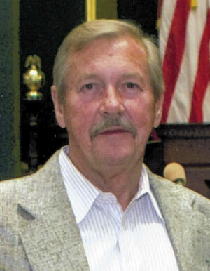 Gordon Charles (Chuck) Tracy, II