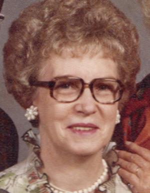 Wilma Jean  (King) Silvey
