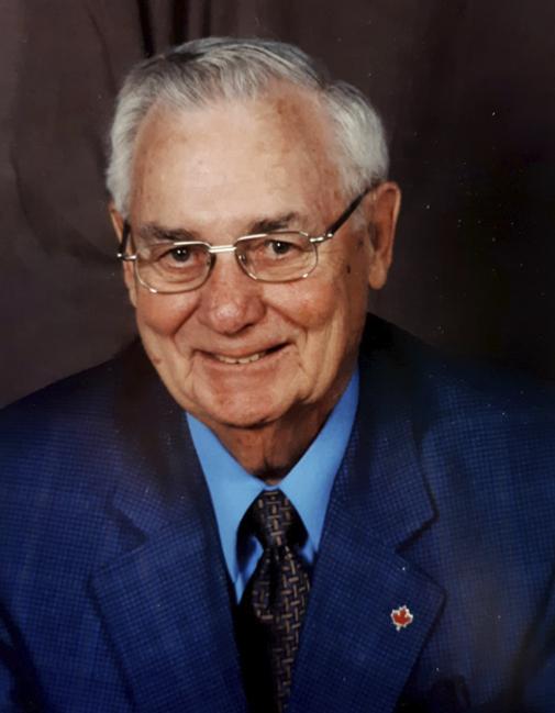 Robert Bob  Leonard Scammell
