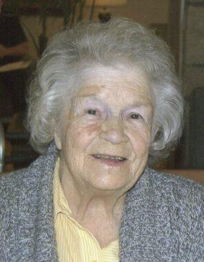 Ruby Irene Hamer