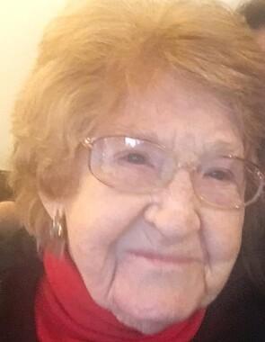 Betty Louise Sloan