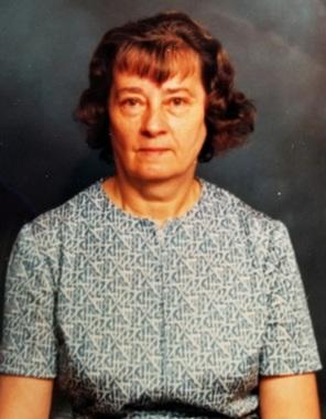 Ruth Irene King