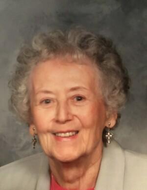 Mary Jayne Miller Crawford