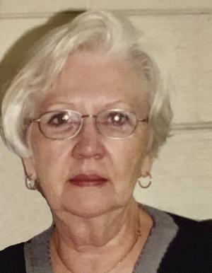 Peggy Ann Vanderford