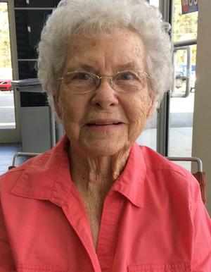 Bessie Mae Hughes Brevig