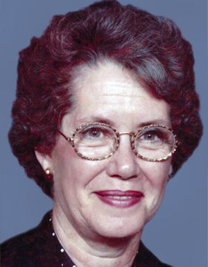 Winnie Vetor Patterson
