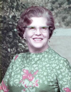 Hattie E. Gahagan (Violette)