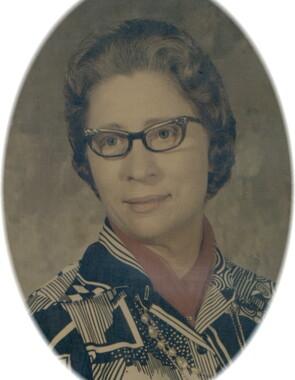 Louise W. Newell Walker
