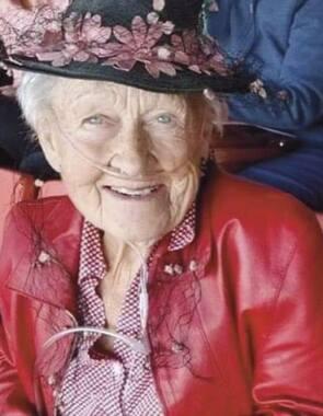 Jean Sylvia Morrison
