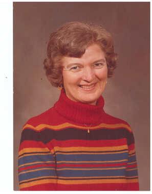 Ruth M. Burrus