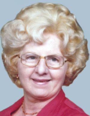 Alice M. Marge Johnson