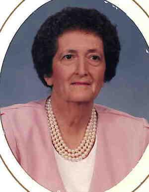 Virginia Louise Absher