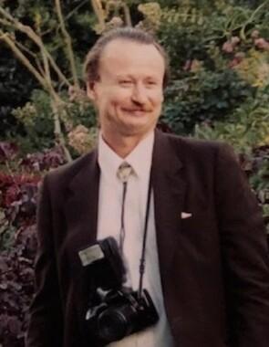 Donald James Wardle