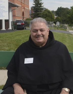 Br. Angelo  Catania OFM Conv.
