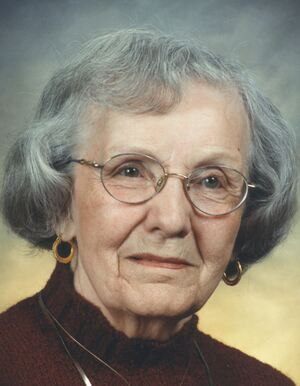 Mabel W. Smith Todd