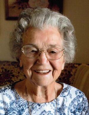 Beulah Mae Schrader