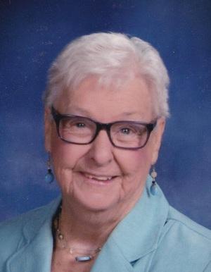 Betty Maxine Schmidlin