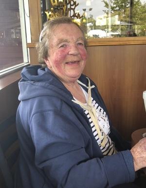 Joyce  Marilyn Walker ( Brown)