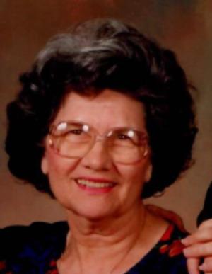 Wanda Doris Holland Hale