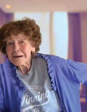 Margaret  Lorraine (Wensley) DeBruyn