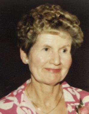 Kathleen Margaret Jones