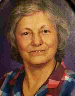 Wilma Sue Jennings Pate