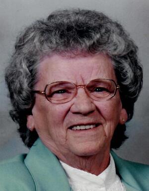 Grace M. Marsh