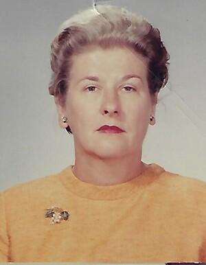 Alma Priscilla Powell