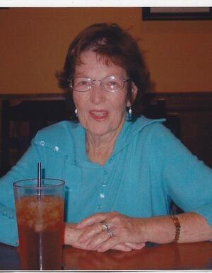 Shirley Anne Goforth