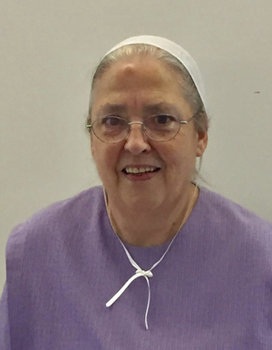 Mary Sue Schlabach