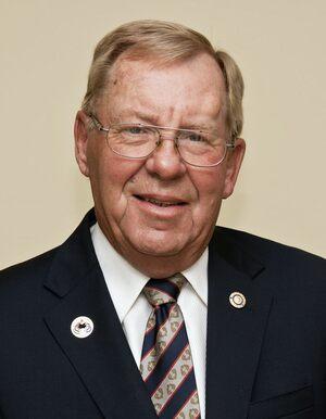 Douglas  George Burnard