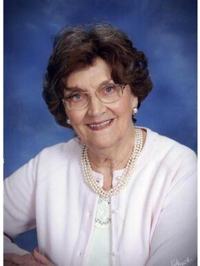 Margaret Jane Ware