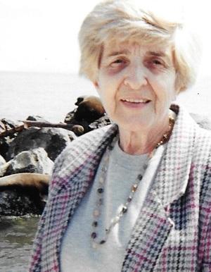 Irene  Magdalena Petek