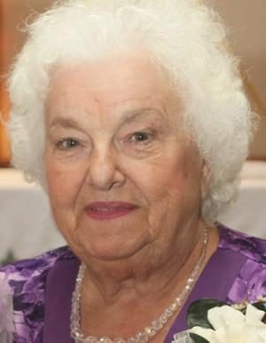 Margaret Marie Harrington