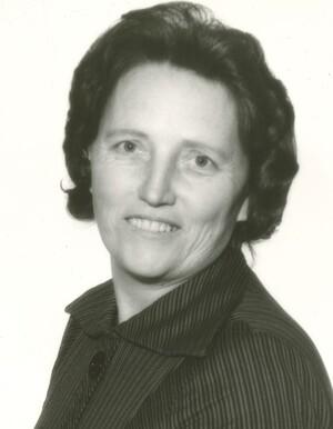 Mary Margaret Geyer Kelley