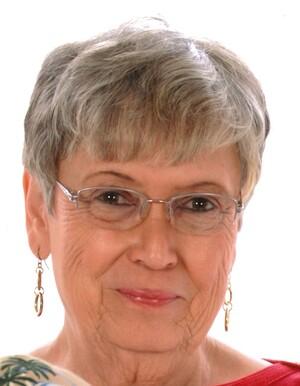 Betty Ann McDougal