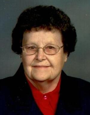 Mary E. Alspaugh Bontrager