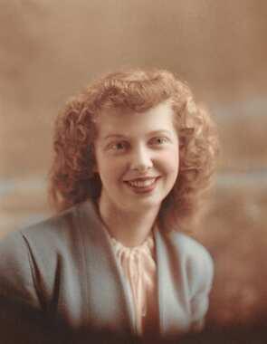 Eileen Grace Neilson (nee Olsen)