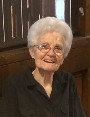 Mollie Joyce Hamilton