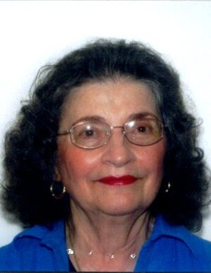 Margaret Peggy Pichey
