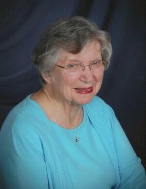 Martha M. Yoder